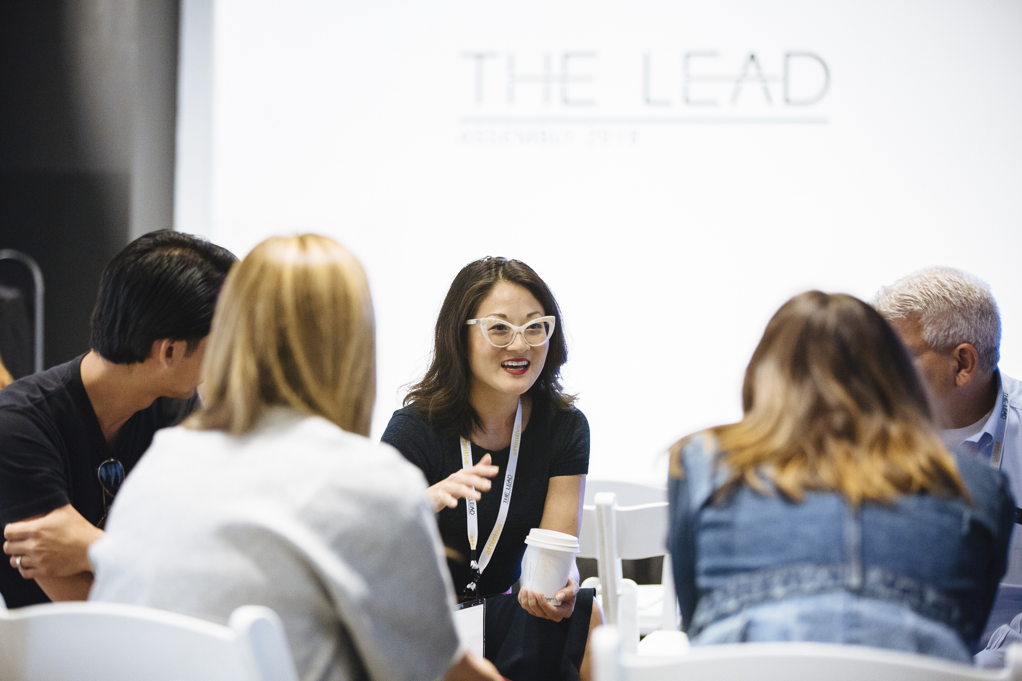 Sara Kerens, The Lead, Cadillac House, June 2018