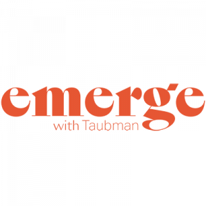 Emerge with Taubman_square_400x400